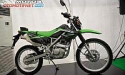 Kawasaki KLX 150L Meluncur, Lebih Jangkung!