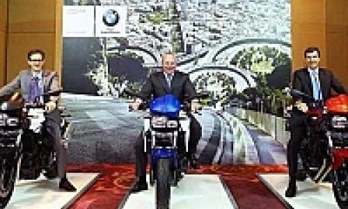 Pabrik BMW di Thailand Akan Produksi  F800R