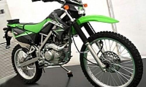 Philipina dan Malaysia Jadi Tujuan Eskpor Kawasaki KLX 150L