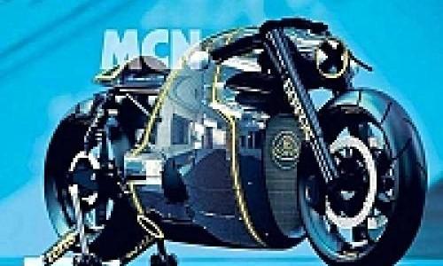 Lotus Kembangkan Motor Cafe Racer C-01