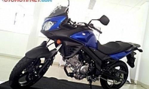 Asik, Suzuki V-Strom ABS Pasti Masuk Indonesia