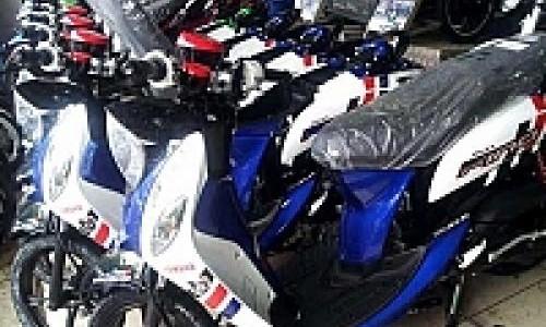 Yamaha Fino Injeksi Dibanderol Rp 14,25 Juta
