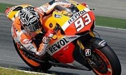 Marquez dan Rossi Bersaing Dihari Pertama Tes Pramusim