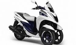 Skutik Roda Tiga Yamaha Dibanderol Rp 45 Jutaan