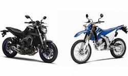 Yamaha Siapkan Moge Baru, MT-09 dan WR250