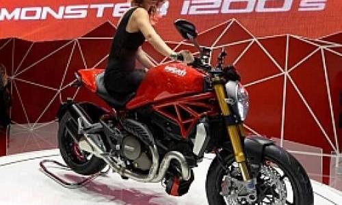 Tahap Awal, 10 Unit Ducati Monster 1200 untuk Indonesia