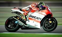 Hujan Halangi Tes Privat Tim Ducati di Jerez