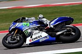 Lorenzo Terdepan di FP1 MotoGP Argentina