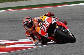 Kemenangan Kedua Marquez di MotoGP Austin