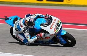 Vinales Juara di Moto2 Austin, Xavier Urung Angkat Piala