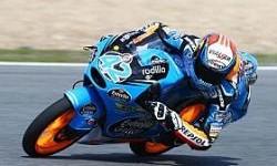 Alex Rins Pimpin FP1 Moto3 Austin