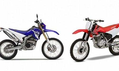 Honda dan Yamaha Tengah Garap Segmen Motor Trail?