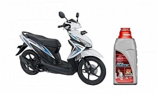 Konsumsi BBM Honda Vario 110 FI Mencapai 56,3 Km/Liter