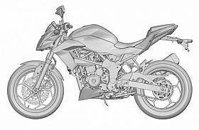 Kawasaki Ninja RR Mono Naked Mendebut April 2014!