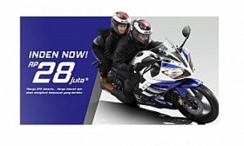 Yamaha R15 Sudah Inden 600 Unit Via Order Online!