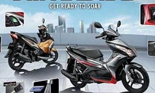Honda Air Blade Ditarik Akibat Kerusakan Fuel Pump