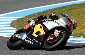 Rabat Tercepat, Xavier Masuk 10 Besar di FP1 Moto2 Le Mans, Perancis