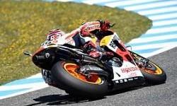 Marquez Tercepat, Lorenzo Kedua di FP1 MotoGP Le Mans, Perancis