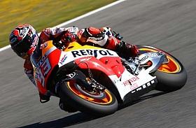 Marquez Tercepat di FP1 MotoGP Mugello, Italia