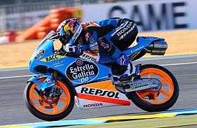 Alex Marquez Terdepan, Rins Terpuruk di FP2 Moto3 Mugello, Italia