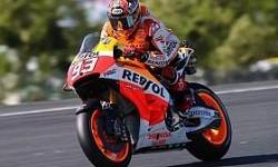 Marquez Berkuasa Dihari Pertama Latihan Bebas MotoGP Le Mans, Perancis