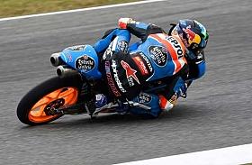 Alex Marquez Kembali Pimpin FP3 Moto3 Mugello, Italia