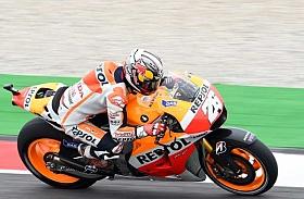 Pedrosa Ungguli Marquez di FP3 MotoGP Mugello, Italia