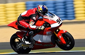Folger Isi Pole Position Moto2 Le Mans, Xavier Tertahan Dibarisan Tengah