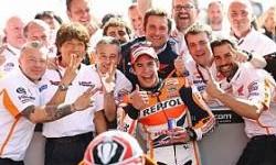 Honda Perpanjang Kontrak Marquez Hingga 2016