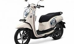 Honda Scoopy FI Tambah Fitur Answer Back System