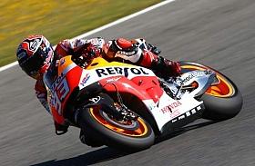 Marquez Raih Kemenangan Keempat di MotoGP Jerez, Spanyol