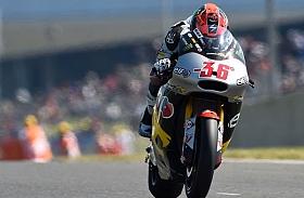 Mika Kallio Menangi Moto2 Le Mans, Perancis