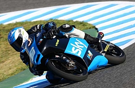 Fenati Raih Podium Kedua di Moto3 Jerez, Spanyol