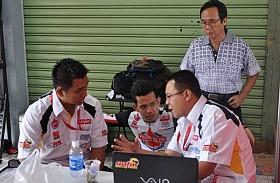 Jimmy Winata : Spek Oli Racing Baru, Dukungan Federal Oil Sangat Luar Biasa!