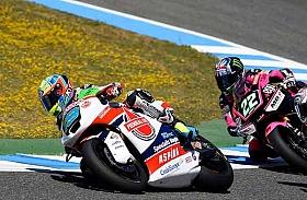 Gresini Senang Xavier Mengatasi Kesulitan dan Raih Poin di Moto2 Jerez, Spanyol