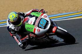 Xavier Kehilangan Banyak Waktu di Tikungan Le Mans