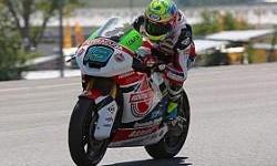 Xavier Berjuang Keras di Sesi Kualifikasi Moto2 Le Mans, Perancis