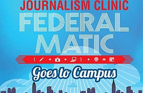 Federal Oil Gelar Journalism Clinic Federal Matic