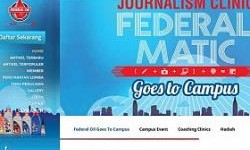 Panduan Mengisi Artikel di Multiple Site Journalism Clinis Federal Matic