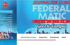 Panduan Mengisi Artikel di Multiple Site Journalism Clinis Federal Matic