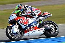 Lowes Teratas, Xavier Masuk 10 Besar di FP3 Moto2 Assen, Belanda