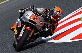 Esteve Rabat Podium Utama di Moto2 Catalunya, Spanyol