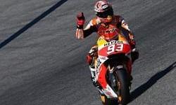 Marquez Sukses Raih Podium Utama di MotoGP Catalunya, Spanyol