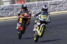 Niklas Ajo Pimpin Lap Time di FP2 Moto3 Calatunya, Spanyol