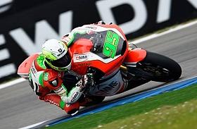 Anthony West Berhasil Naik Podium Moto2 Assen, Belanda