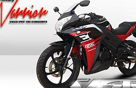 Incar Segmen Sport 250cc, Viar Siapkan Motor Baru!