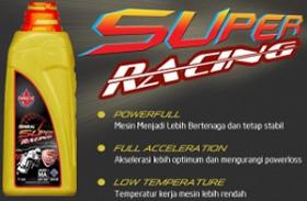 Federal Super Racing Lengkapi Jajaran Produk Federal Oil