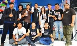Komunitas Bikers Uji Federal Supreme XX Racing Hingga 1000 KM