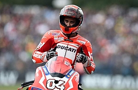 Dovizioso Lanjutkan Kerjasama dengan Ducati