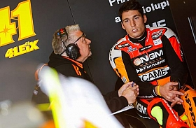 Ducati Inginkan Jasa Aleix Espargaro dan Iannone?